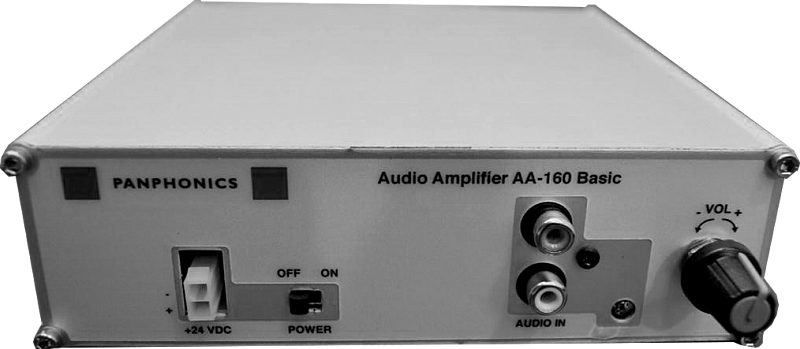 Panphonics Basic Amplifier