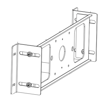 1291L PCAP Flush-Mount Bracket Kit