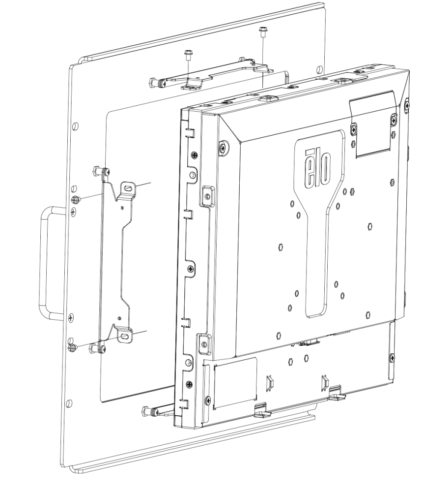 1790L Rack-Mount Bracket Kit